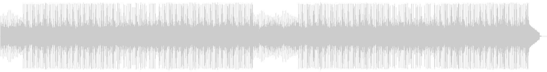 [Without percussion] Agriculture, fields, and heartwarming BGM's unreproduced waveform
