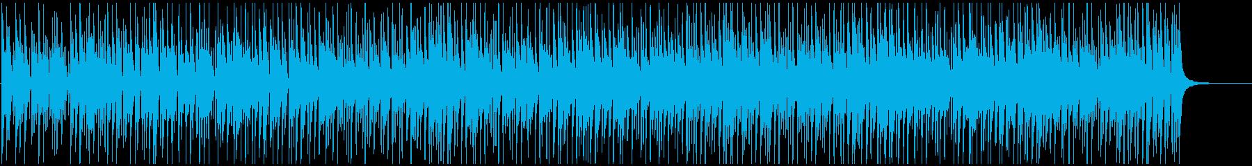 CMや映像に キッズやペット系かわいいの再生済みの波形