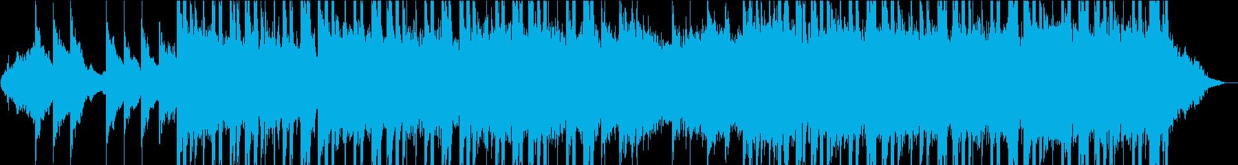 ポップ テクノ Hip-hop R...の再生済みの波形