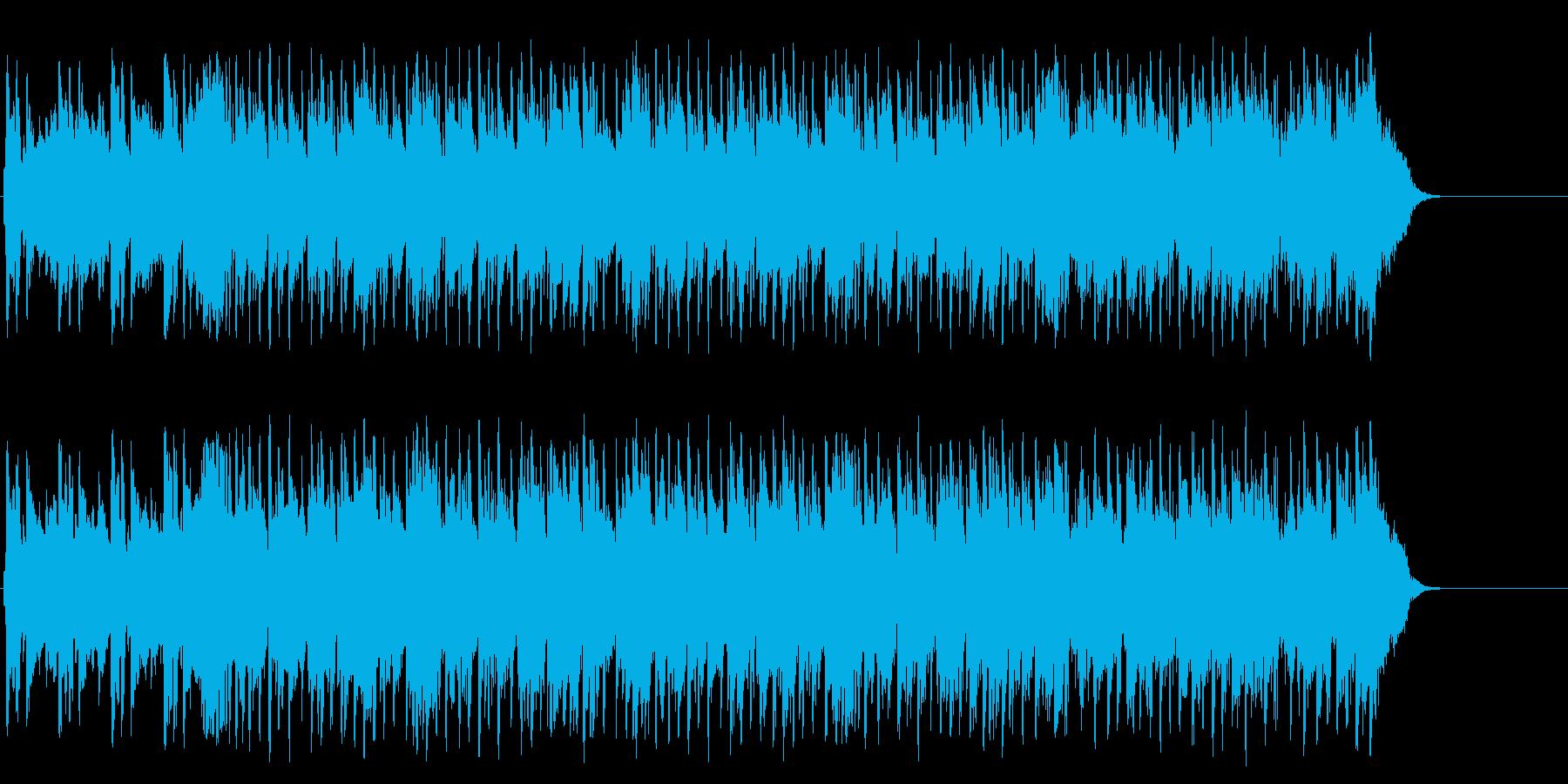 秋を感じる爽やかなポップ(イントロ~…)の再生済みの波形
