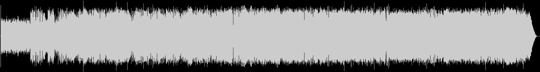 英語洋楽:後期ビートルズ・屋上演奏R&Rの未再生の波形