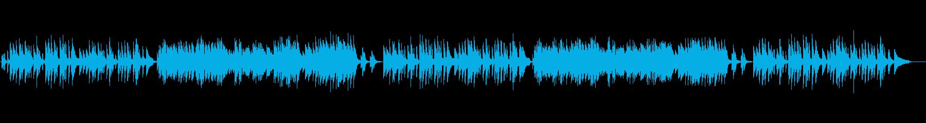"""エルツ、Op.151、""""楽しげに""""の再生済みの波形"""