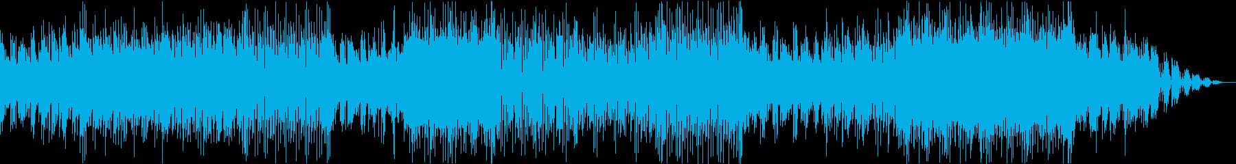 テクノ・ポップ 100BPMの再生済みの波形
