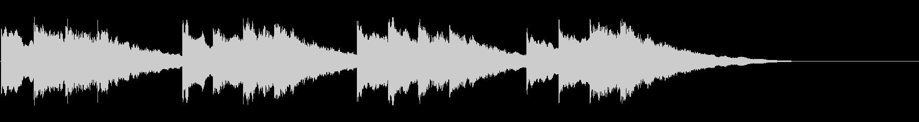 学校のチャイム-1_revの未再生の波形