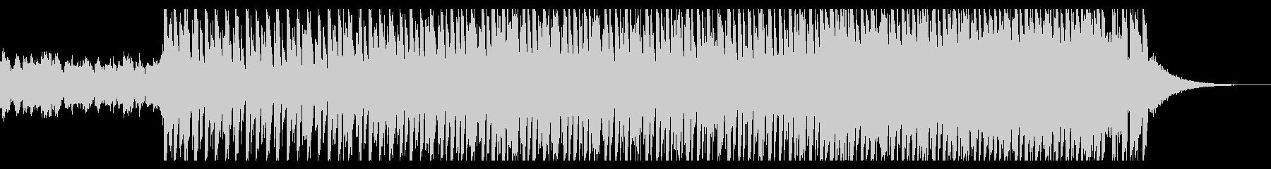 ダンス用(60秒)の未再生の波形