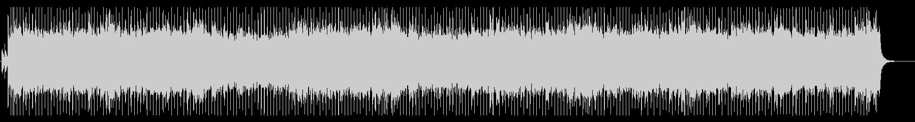 疾走感と壮大さのロックオーケストラBGMの未再生の波形