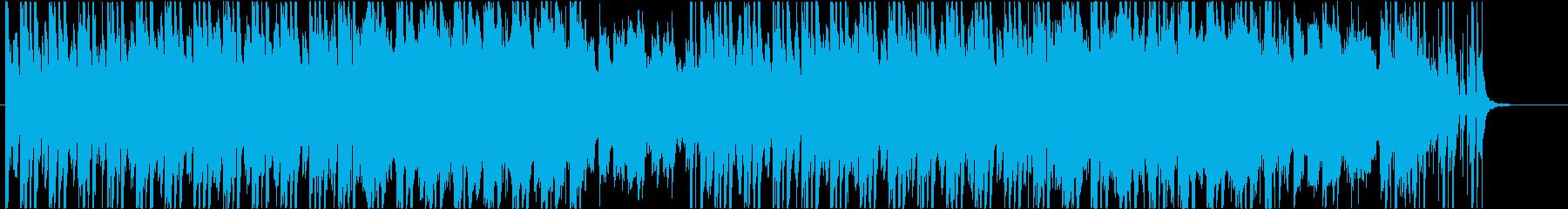 ノスタルジーな民族音楽です。の再生済みの波形