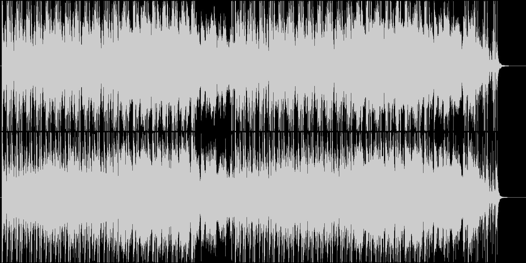 ノスタルジーな民族音楽です。の未再生の波形