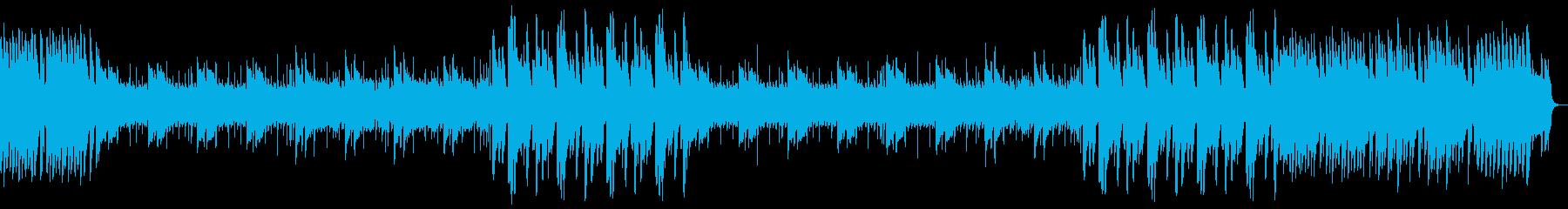 8bit ポップでコミカルな宇宙空間の再生済みの波形
