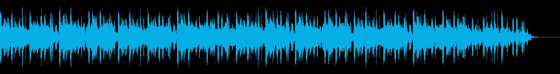 アコギと笛による日本神話的な曲の再生済みの波形