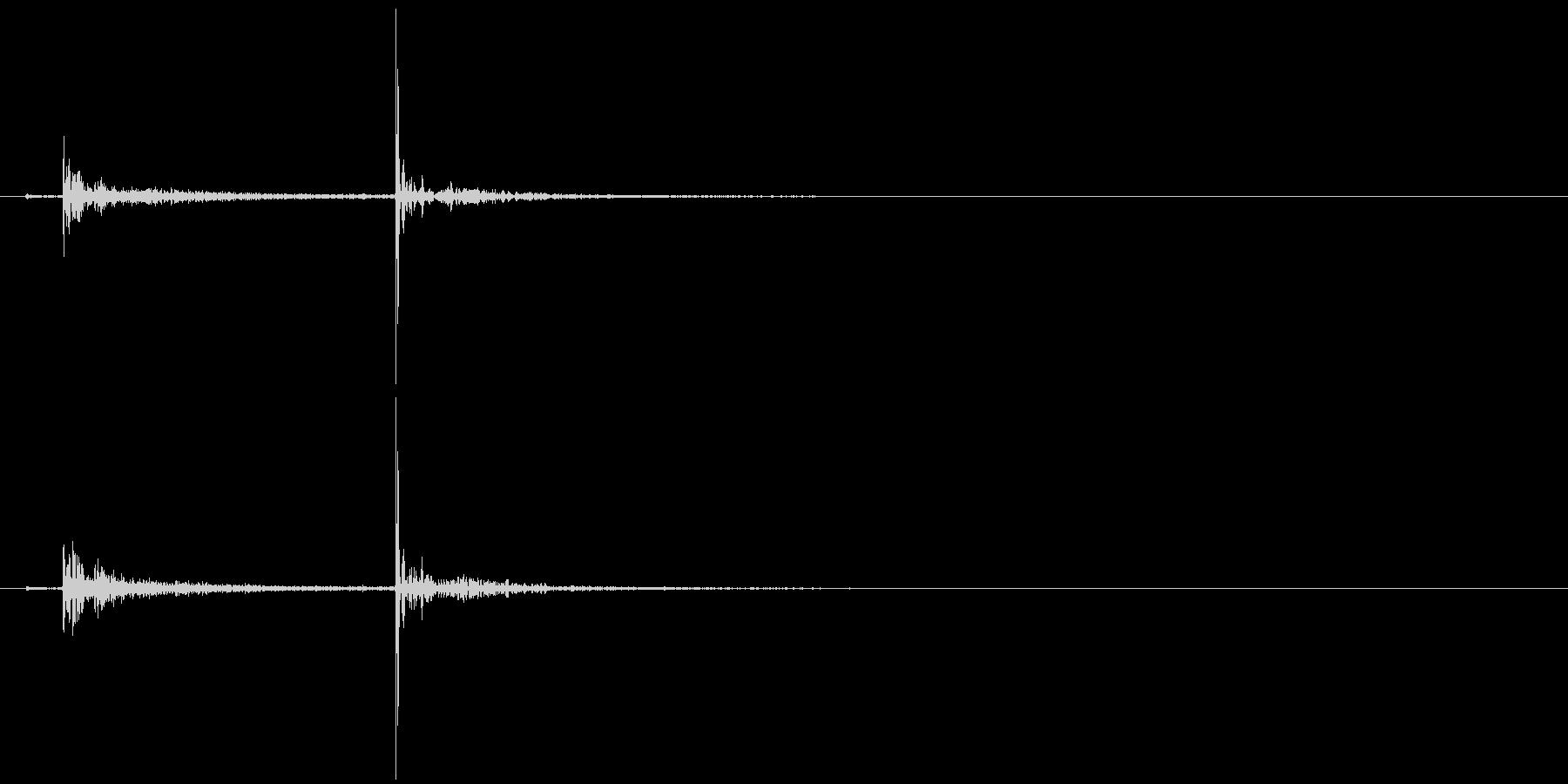 自動CO2ペイントボールマーカー:...の未再生の波形