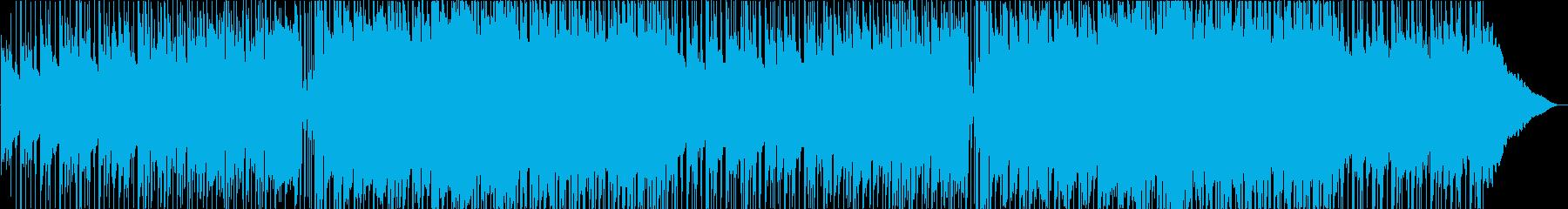 king of pop おしゃれソウルの再生済みの波形