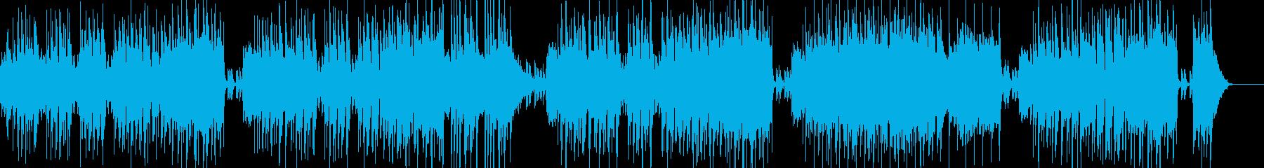 酔いしれるムードを演出 ドラム有Dの再生済みの波形
