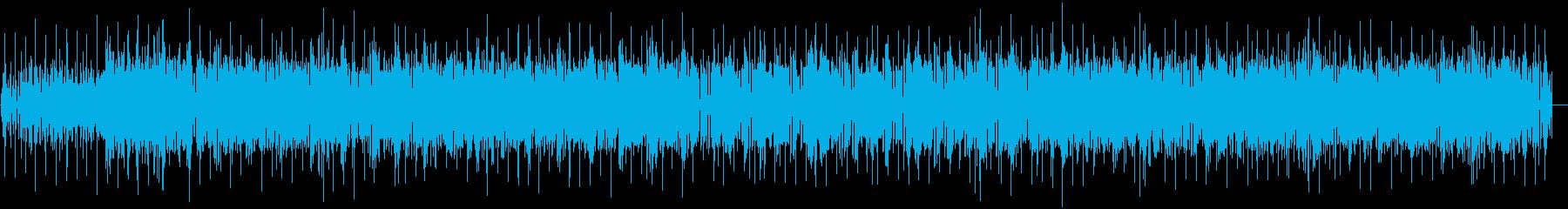 電子/ニューエイジ楽器。好奇心/盛...の再生済みの波形