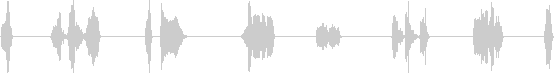 子供、12歳、混合音、8バージョン...の未再生の波形