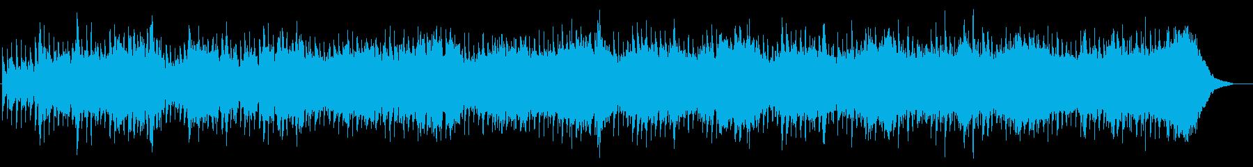 【パーカス抜】神秘的、幻想的アンビエントの再生済みの波形