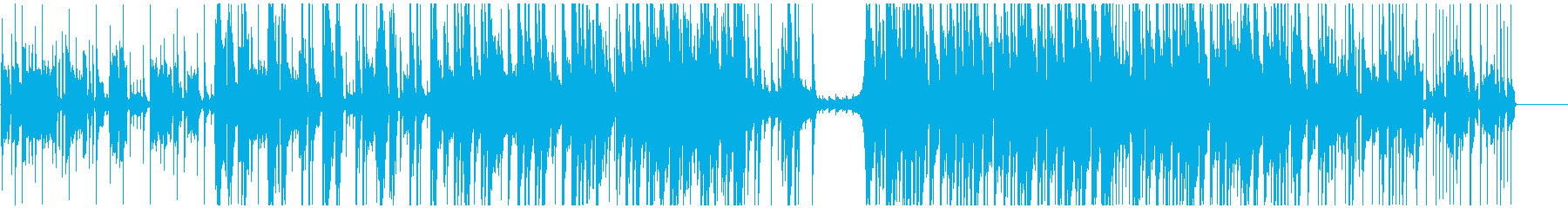 ラグジュアリーなジャズエレクトロニカの再生済みの波形