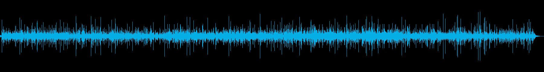 水の滴る音3【ピチャピチャ】の再生済みの波形