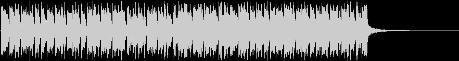 ギター/カラフル/シティーポップの未再生の波形