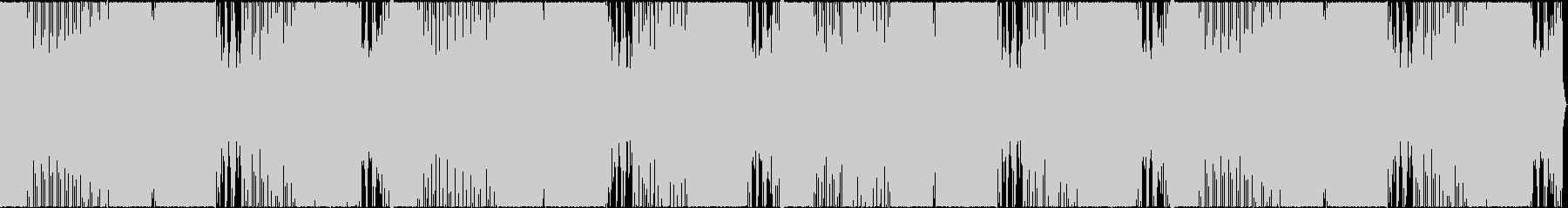 ピアノが爽やか明るいポップなBGM12分の未再生の波形