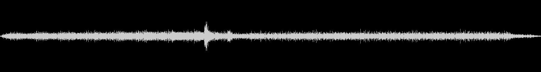 トーンハーモニックシンセの未再生の波形