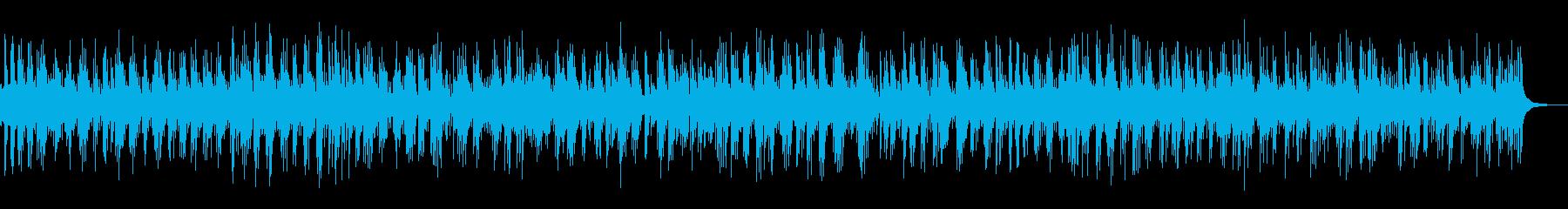 懐かしい思い出、切なさ、ボレロギターの再生済みの波形
