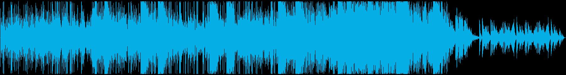実験的 未来の技術 ワイルド テク...の再生済みの波形