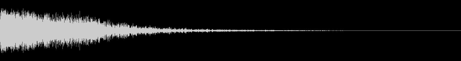 バトル(クリティカル・KO)の未再生の波形
