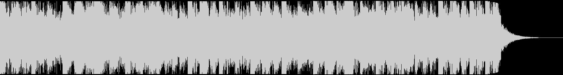 EDMオープニングジングル・サウンドロゴの未再生の波形