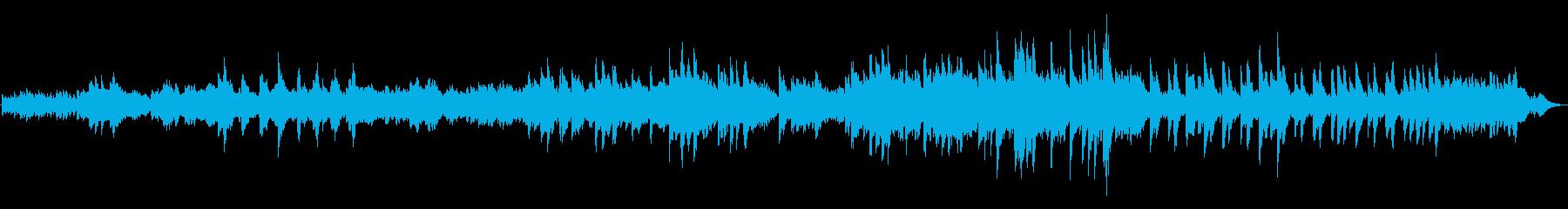 幸せのワルツ_Pad verの再生済みの波形