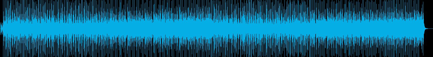 和調 登場 お囃子 転換の再生済みの波形