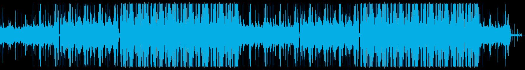 企業VP いやし・チル 191の再生済みの波形
