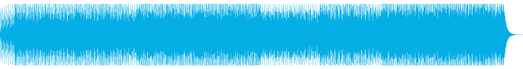 The Strategy's reproduced waveform
