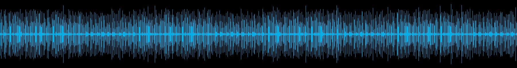 ゲーム・パズル・かわいい・ループの再生済みの波形