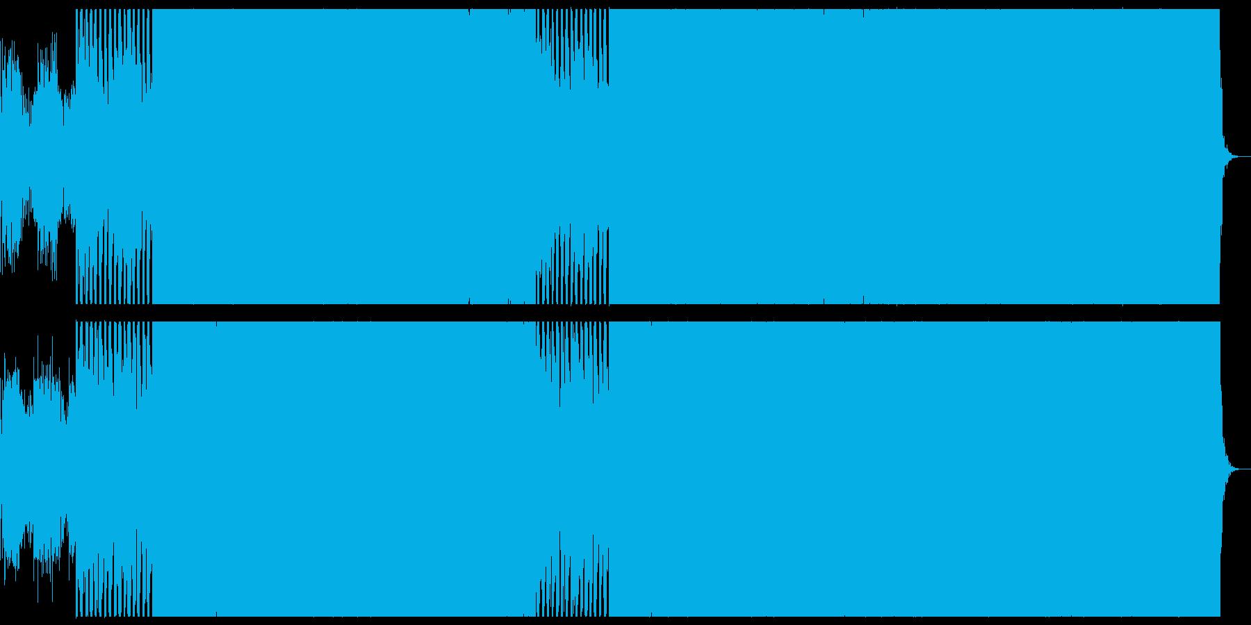 おじさんが聴いてはいけない音楽の再生済みの波形