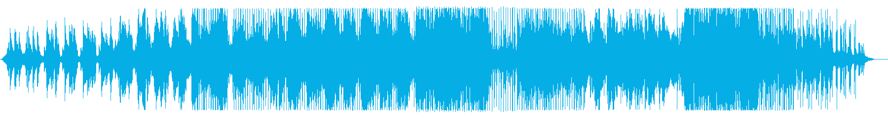 かな唄の再生済みの波形