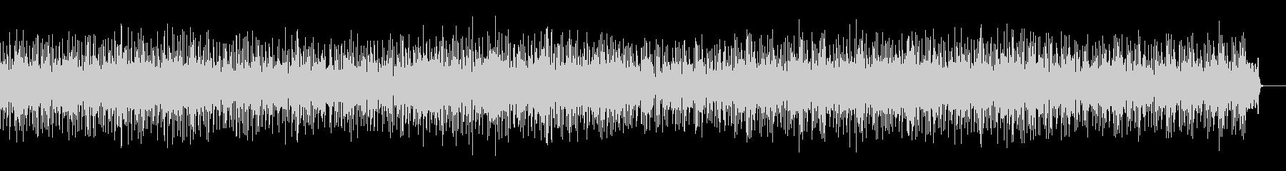 切ない系のテクノ/シンセウェーブの未再生の波形