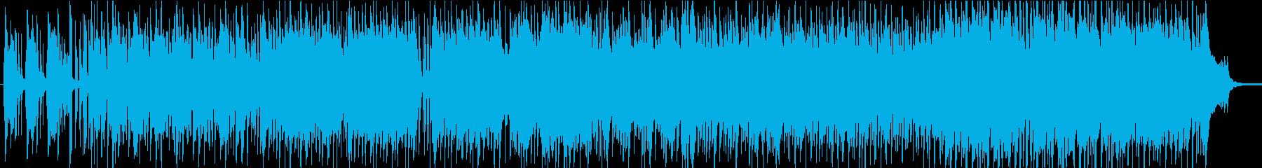 R&B アクティブ 明るい レトロ...の再生済みの波形