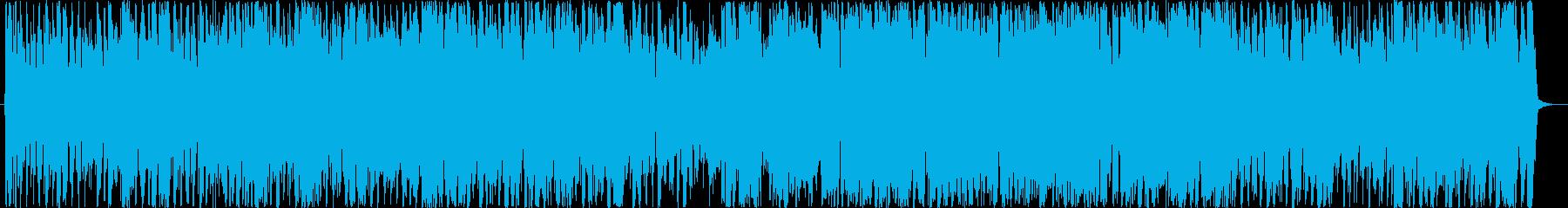 多くの有名なブルーススイングリフに...の再生済みの波形