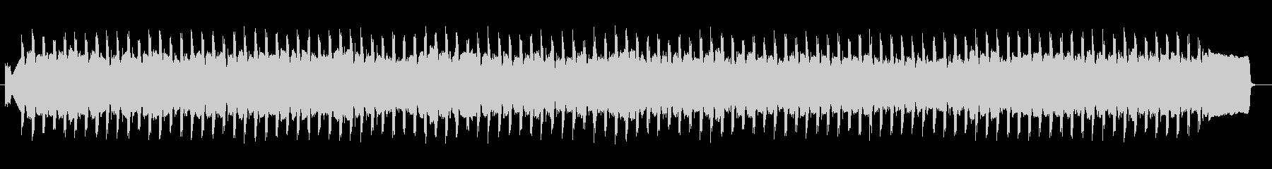 穏やかなコーポレート 60秒版の未再生の波形