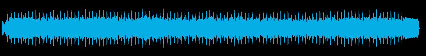 穏やかなコーポレート 60秒版の再生済みの波形