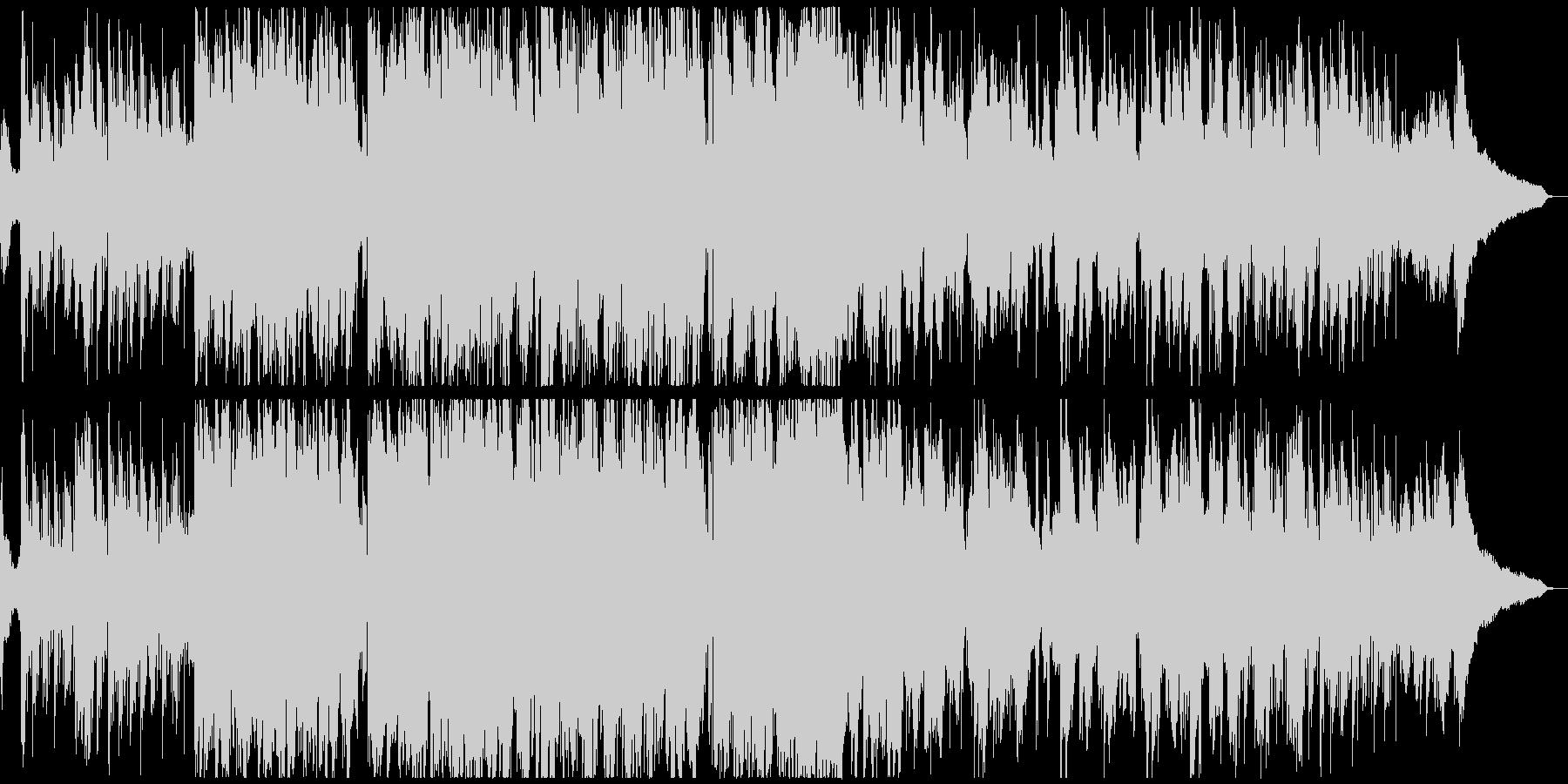 琴 日本 クール インバウンド BGMの未再生の波形