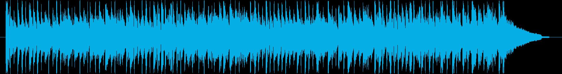 非常に伝統的なジャズ、ピアノ付きト...の再生済みの波形