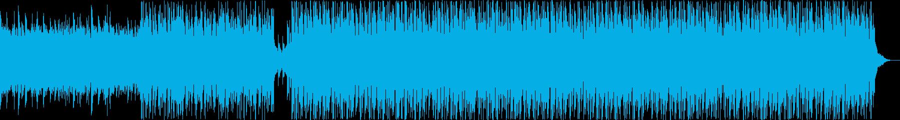 優しさ溢れるエレクトロポップの再生済みの波形