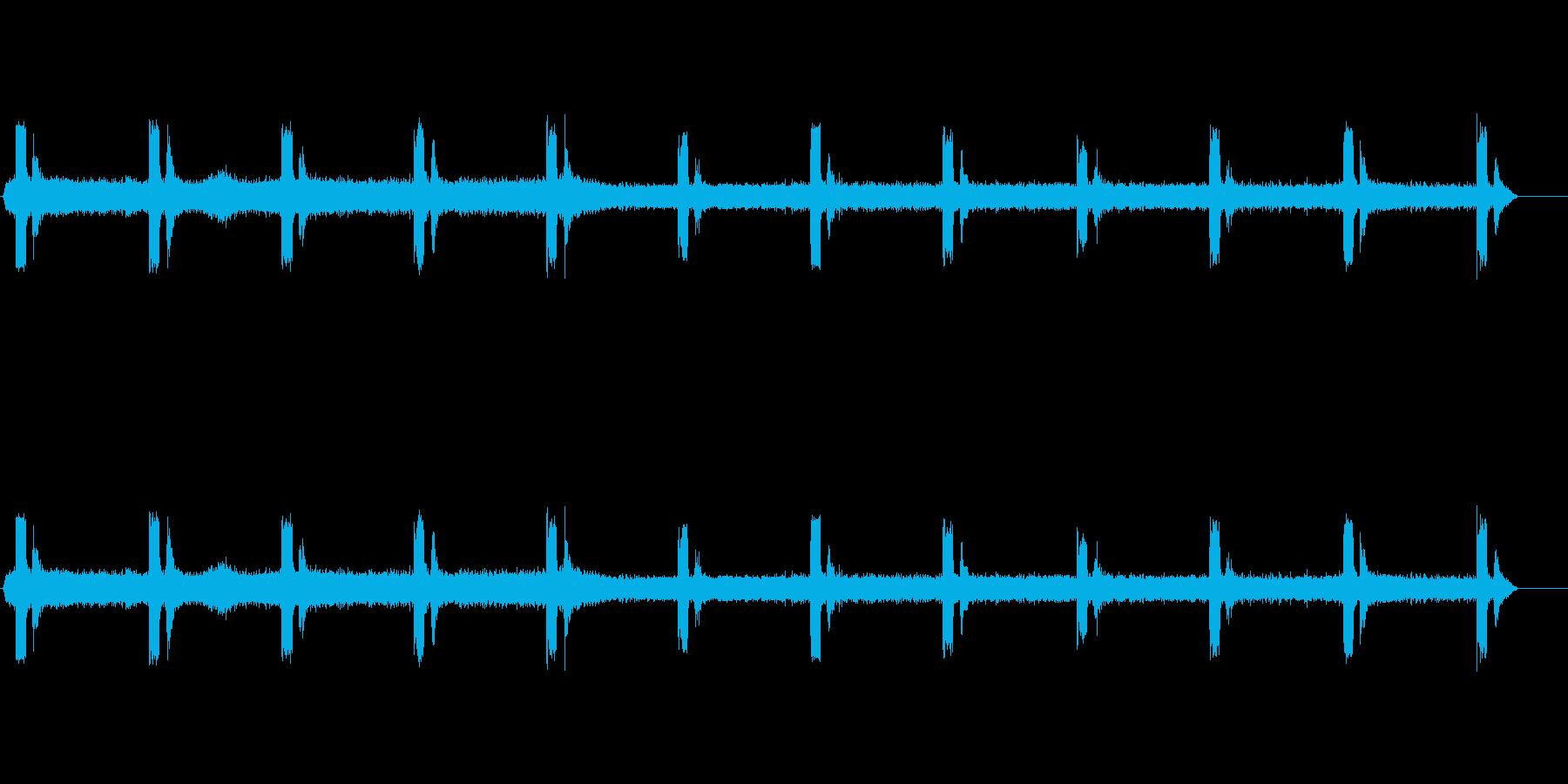 産業工場環境3の再生済みの波形