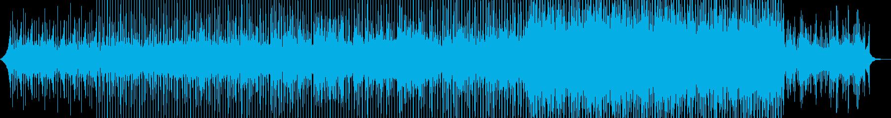 未来 テクノロジー コーポレート ...の再生済みの波形