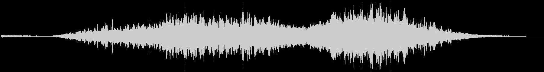 PADS ダークフェイザー01の未再生の波形