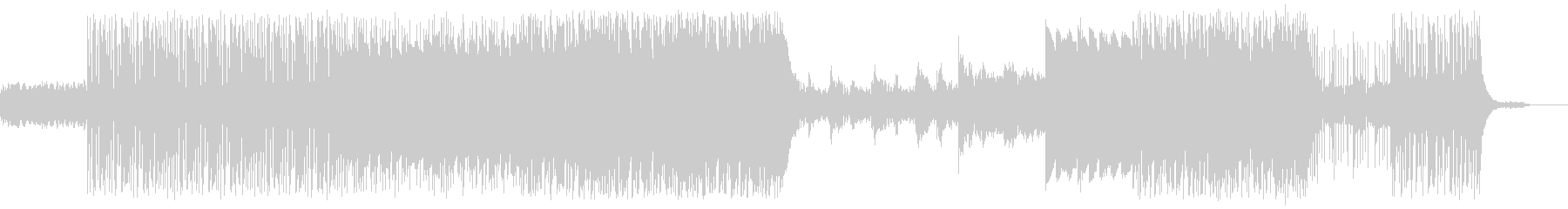 バックグラウンドサウンドトラックス...の未再生の波形