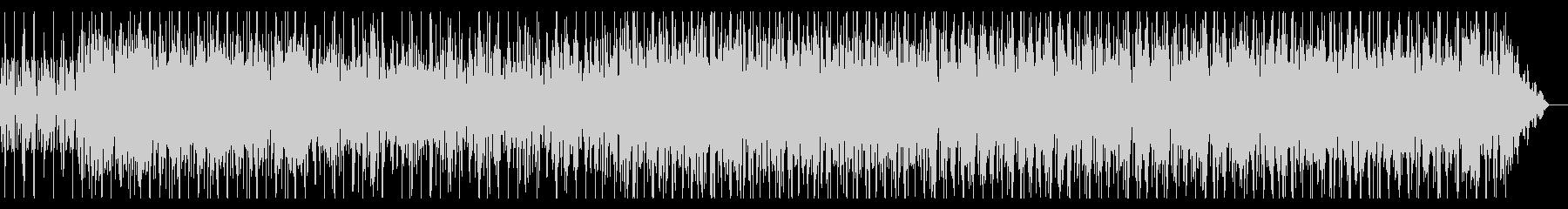 ディープで単調なシネマアンビエントの未再生の波形