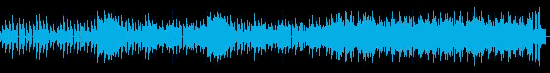 (ドラム無)かわいい、ほのぼの、元気の再生済みの波形